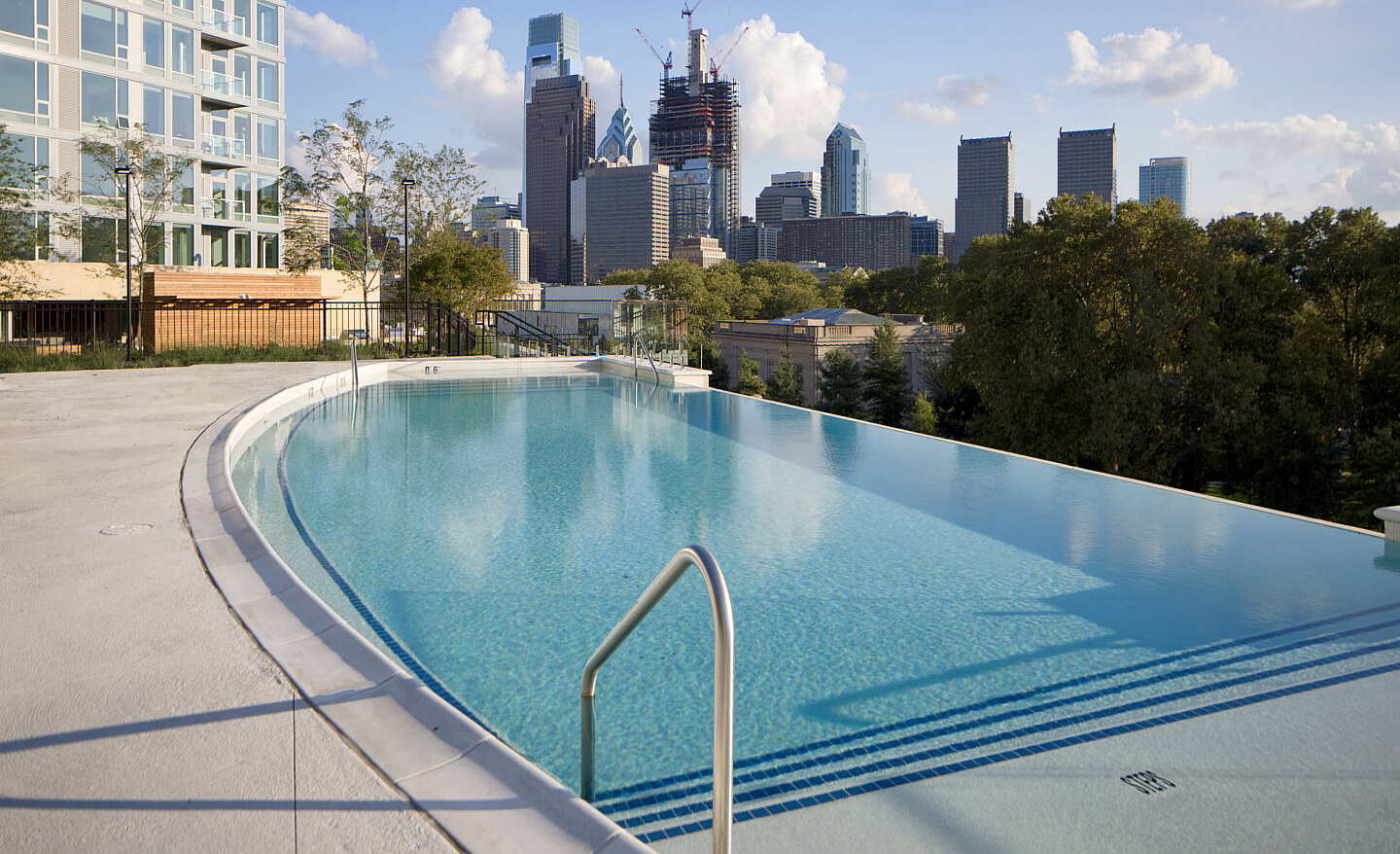 Image of Dalian on the Park Pool