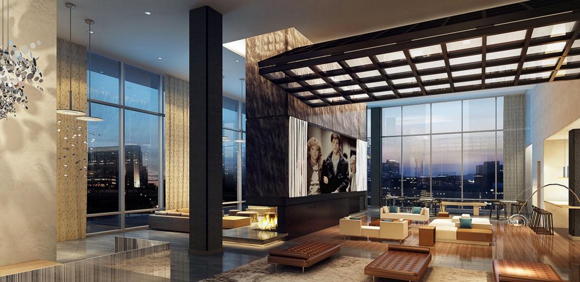 Picture of Multi-Purpose Spaces at Dalian