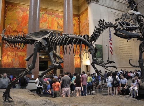 """Picture of Gates Closing Soon on """"Jurassic World"""" in Philly"""