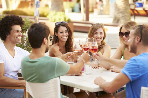 Picture of Five Places to Dine Alfresco This Spring