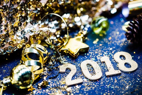 Picture of Four Ways to Ring in 2018
