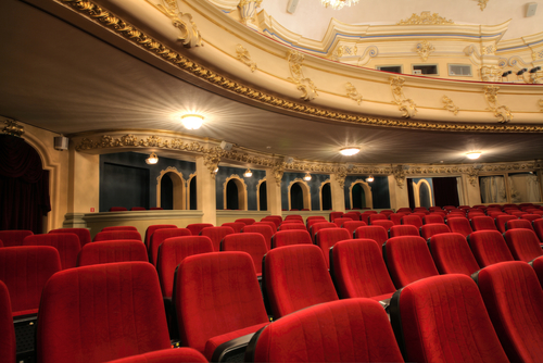Picture of Philly Theater Takes Center Stage