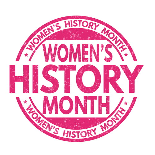 Picture of March is Women's History Month