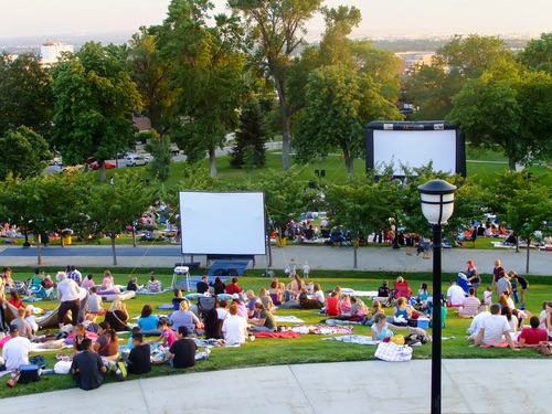 Picture of What's on Screen at Schuylkill Banks