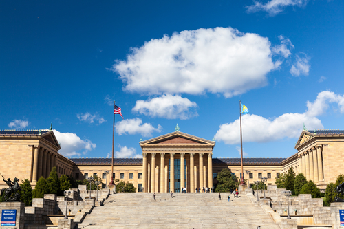Picture of Be a Tourist in Your Own Town – Philadelphia Museum of Art
