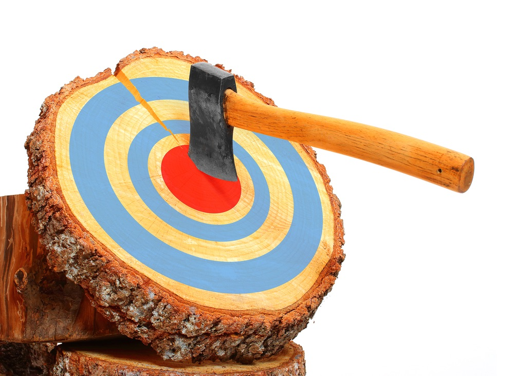 Picture of Where to Go Axe Throwing in Philly