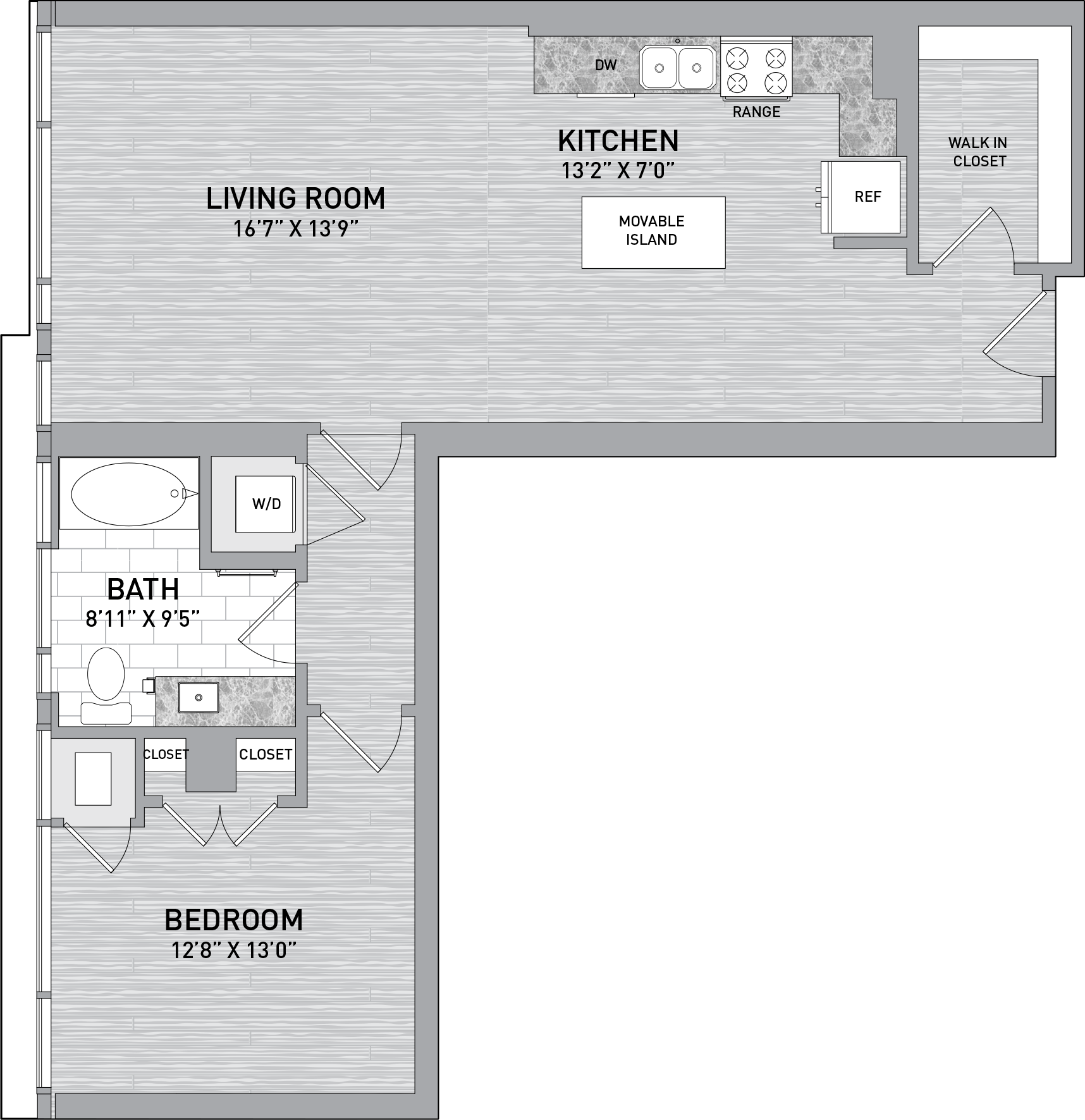 floorplan image of unit id 1026