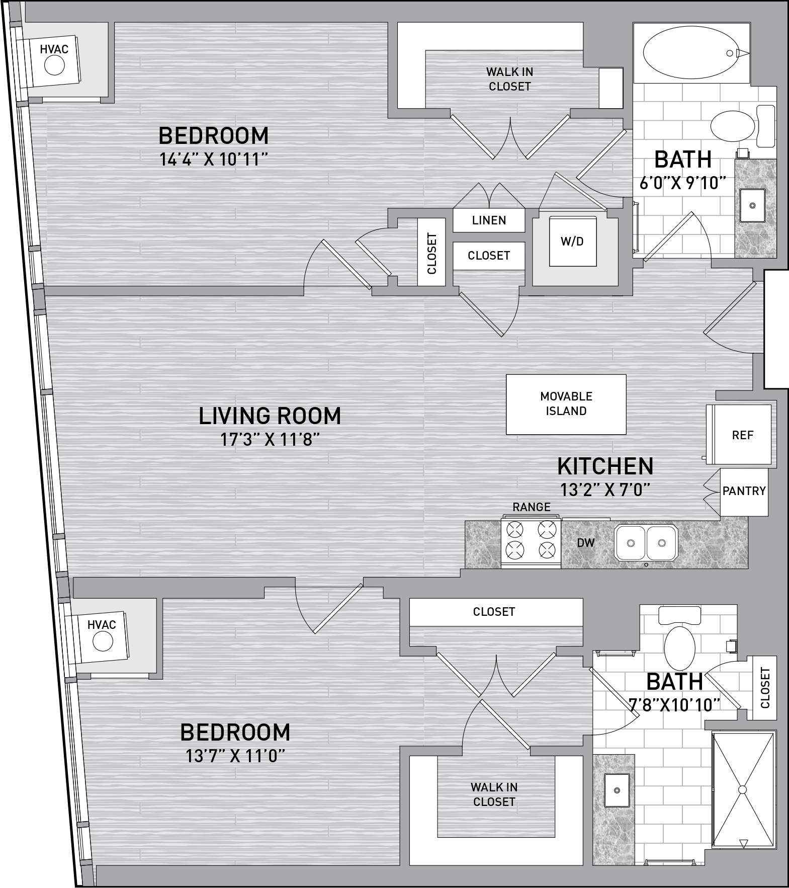 floorplan image of unit id 322