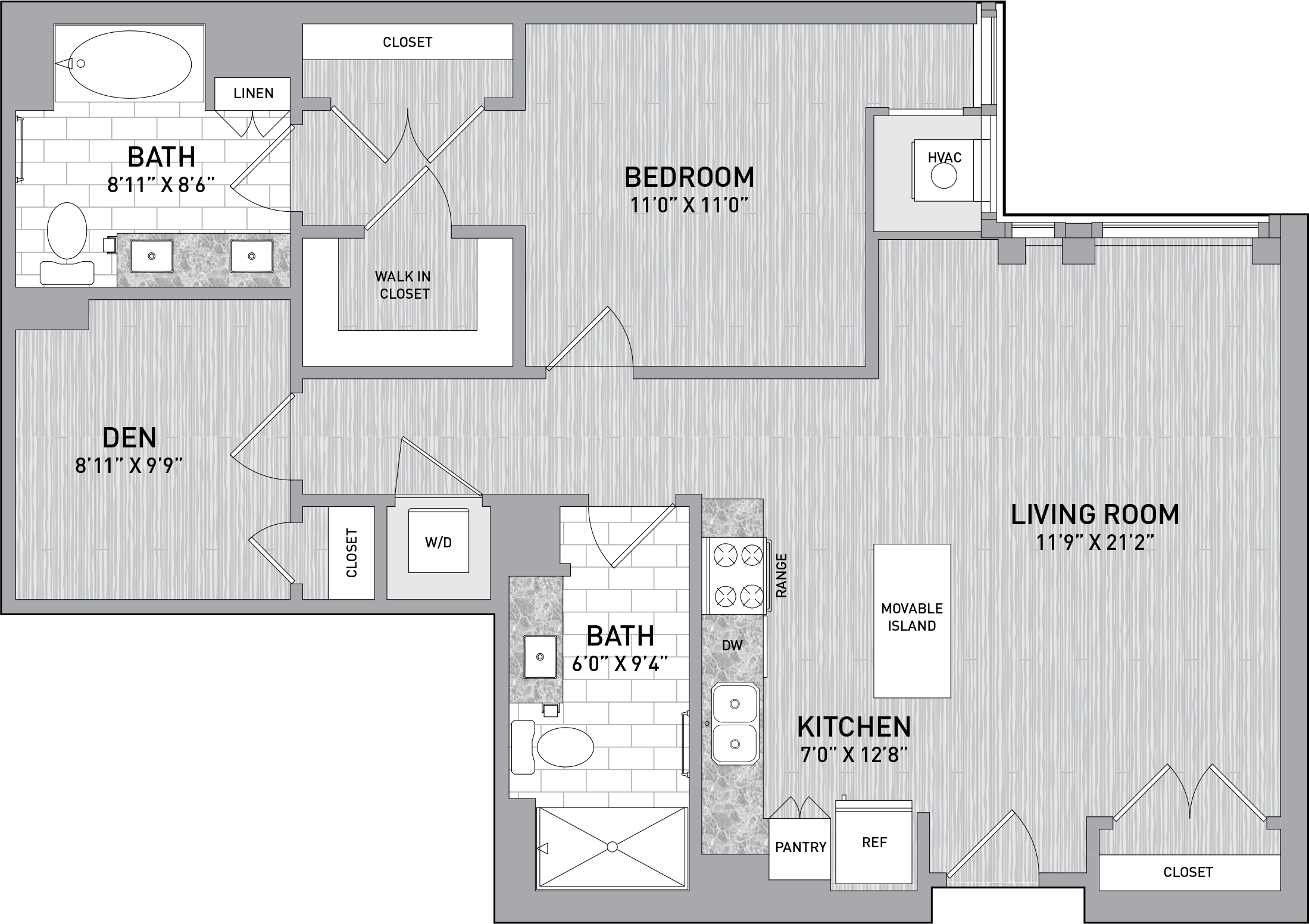 floorplan image of unit id 423