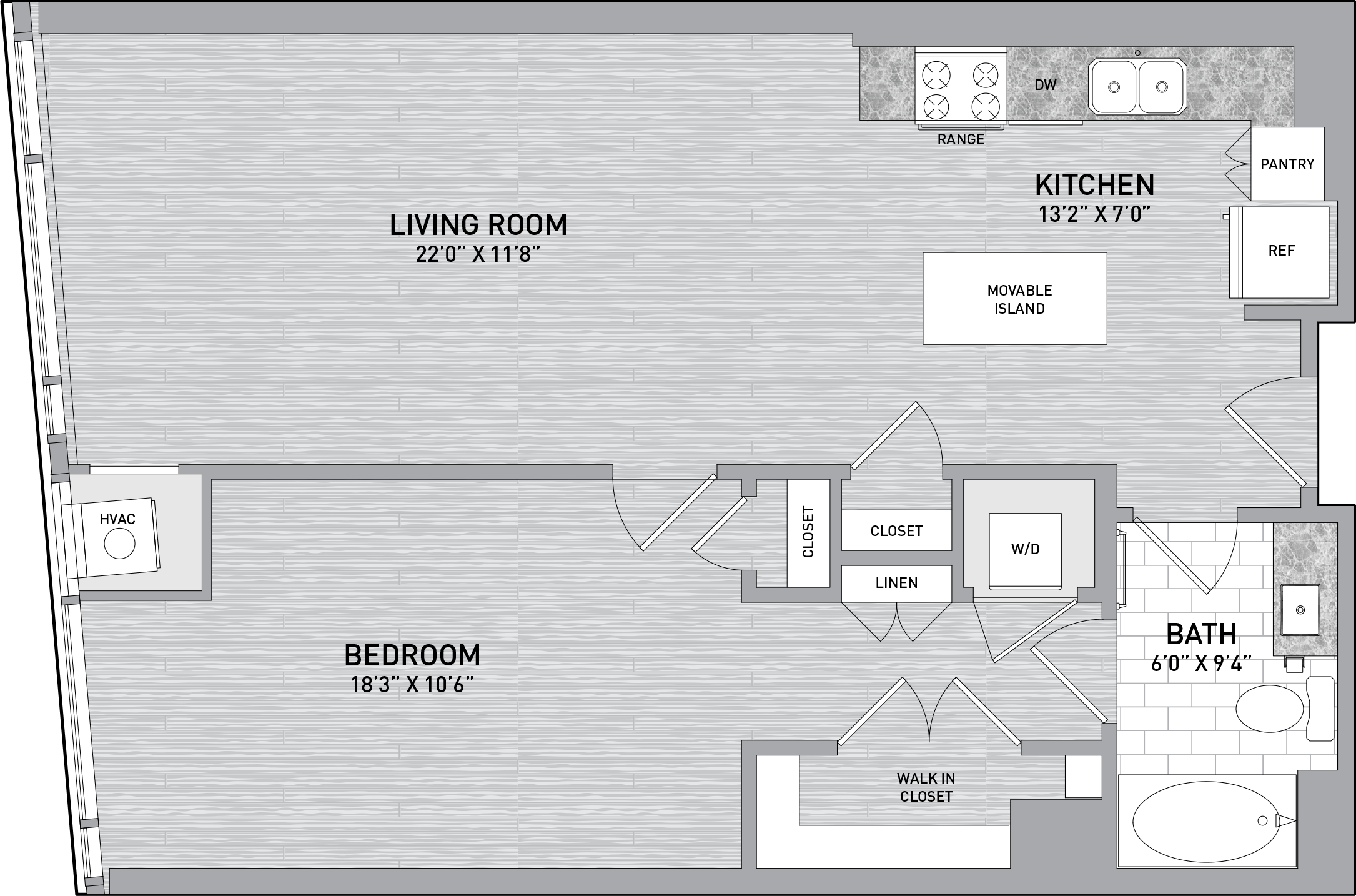 floorplan image of unit id 526