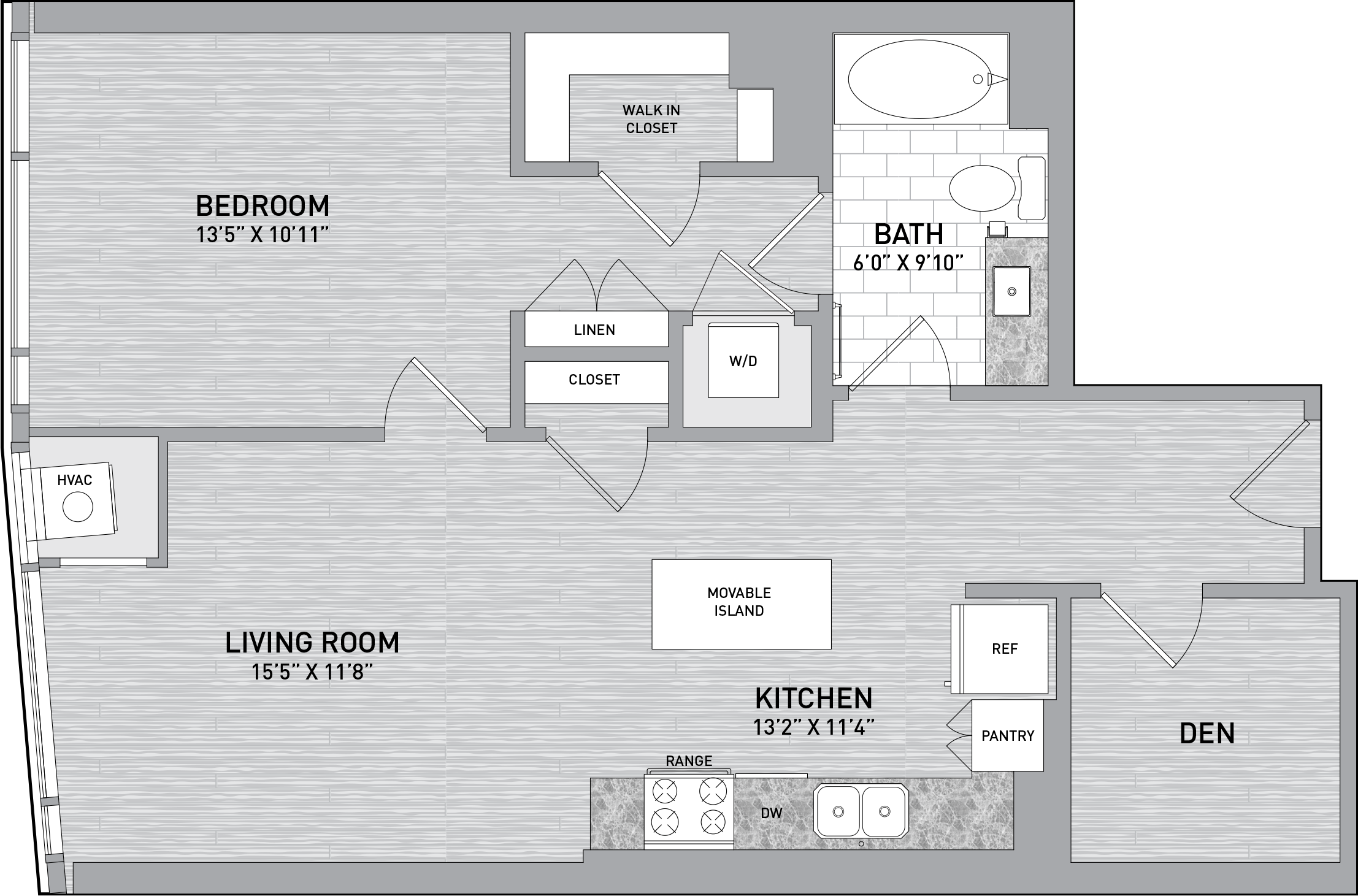 floorplan image of unit id 828